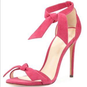 Alexandre Birman Clarita Suede Sandals Size 6.5US